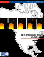 Die Energiepolitik der USA