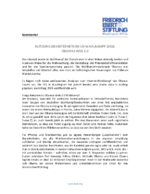 Nutzung des Internets im US-Wahlkampf 2008