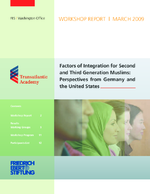 Factors of integration for second and third generation muslims