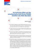 Ein kritischer Blick auf die amerikanische Anti-Terror-Politik inmitten des NSA-Skandals