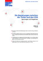 Die Beziehungen zwischen der Türkei und den USA