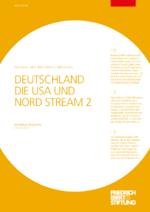 Deutschland, die USA und Nord Stream 2